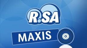 R.SA Maxis Maximal  Logo