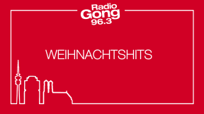 Gong 96.3 Weihnachts-Hits Logo