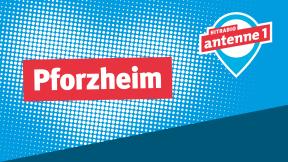 Hitradio antenne 1 Pforzheim Logo