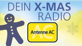 Antenne AC - Dein XMas Radio Logo