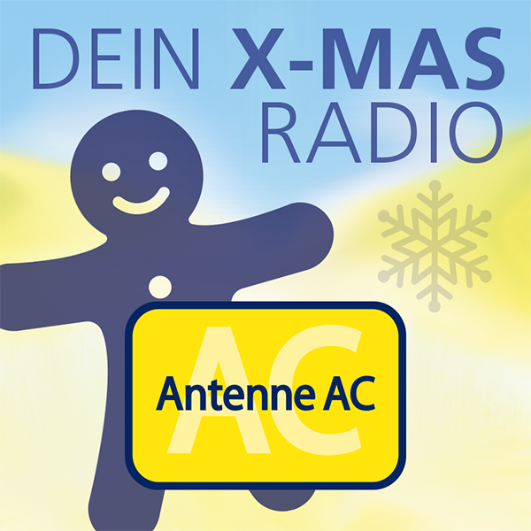 Antenne AC - XMas Radio Logo