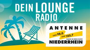 Antenne Niederrhein - Lounge Radio  Logo