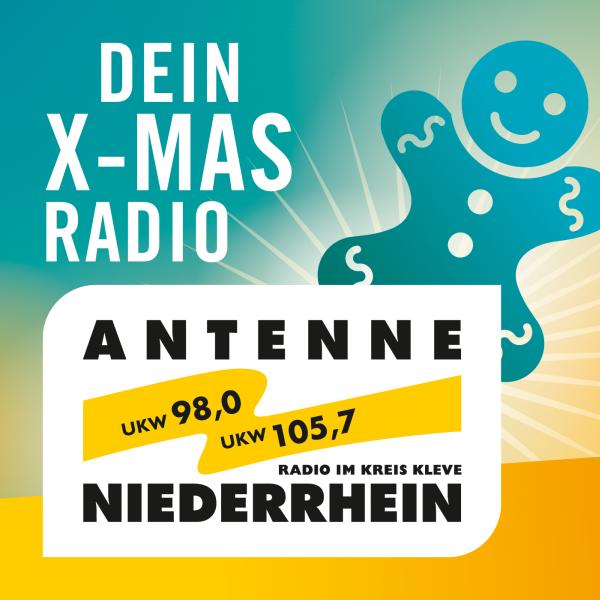 Antenne Niederrhein - Weihnachts Radio  Logo