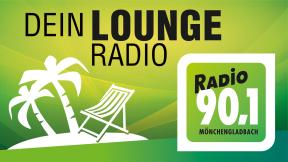 Radio 90,1 Mönchengladbach - Lounge Radio  Logo