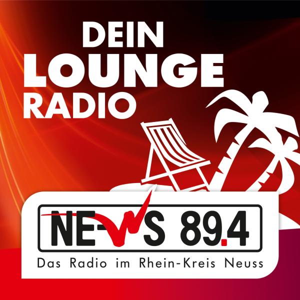 NE-WS 89.4 - Lounge Radio  Logo