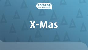 Antenne Niedersachsen X-Mas Logo