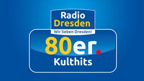 Radio Dresden - 80er Kulthits Logo