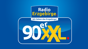 Radio Erzgebirge - 90er XXL Logo