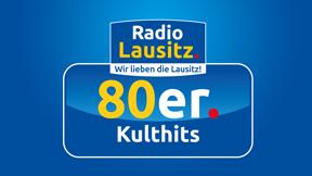 Radio Lausitz - 80er Kulthits Logo