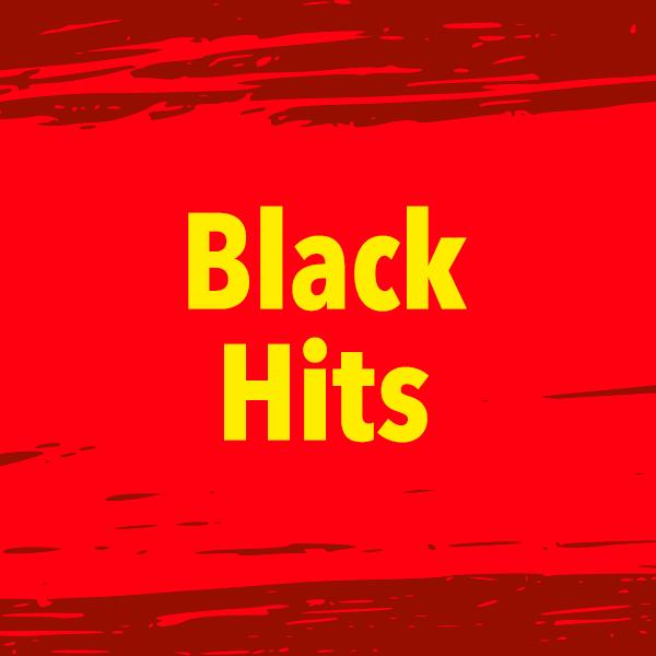 104.6 RTL Black Hits Logo