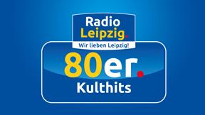 Radio Leipzig - 80er Kulthits Logo