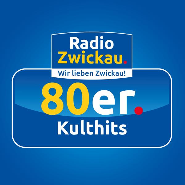 Radio Zwickau - 80er Kulthits Logo