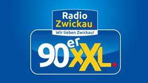 Radio Zwickau - 90er XXL Logo