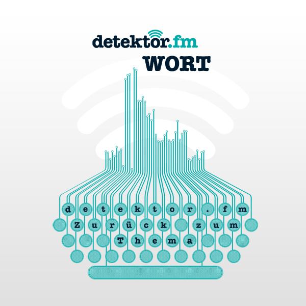 detektor.fm Wort Logo