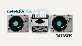 detektor.fm Musik Logo