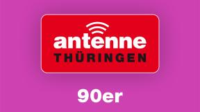 ANTENNE THÜRINGEN 90er Logo