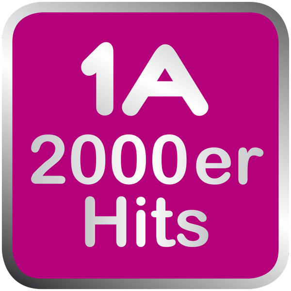 1A 2000er Hits  Logo