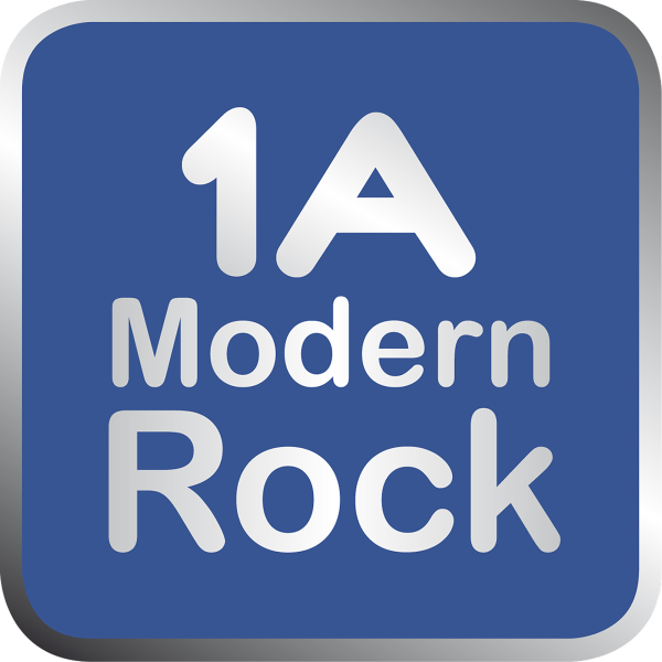 1A Modern Rock Logo