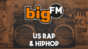 bigFM US Rap & Hip-Hop Logo