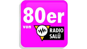 RADIO SALÜ 80er  Logo