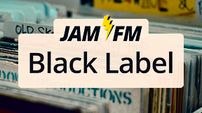 JAM FM BLACK LABEL Logo