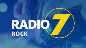Radio 7 - Rock Logo