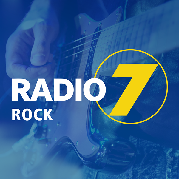 Radio 7 - Rock Logo