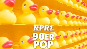RPR1. 90er Pop Logo
