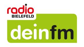 Radio Bielefeld - deinfm Logo