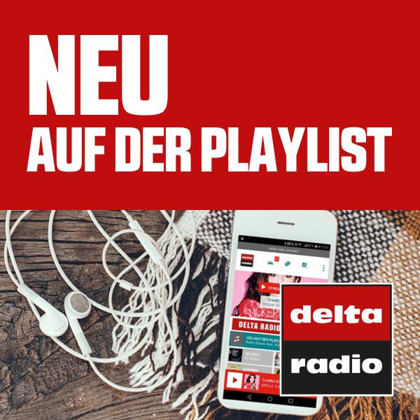 delta radio Neu auf der Playlist Logo