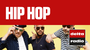 delta radio Hip Hop Logo