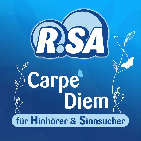 R.SA Hinhör-Kanal Logo