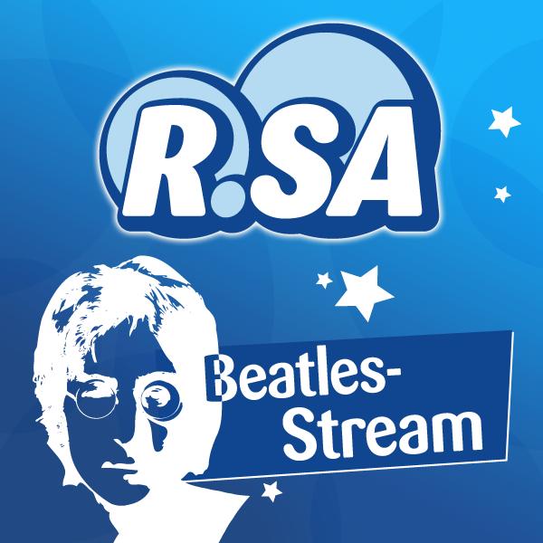 R.SA - Das Beatles Radio Logo