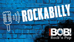 RADIO BOB! - Rockabilly Logo