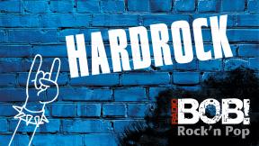 RADIO BOB! - Hardrock Logo
