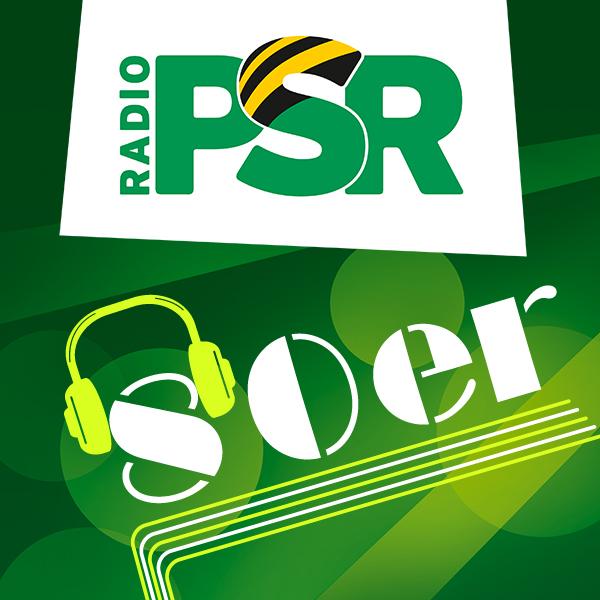 RADIO PSR 80er Logo