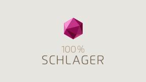 100% Schlager von Schlagerplanetradio Logo