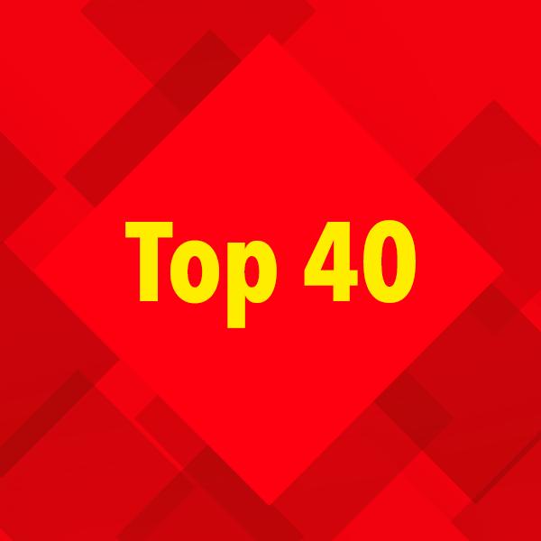 104.6 RTL Top 40 Logo