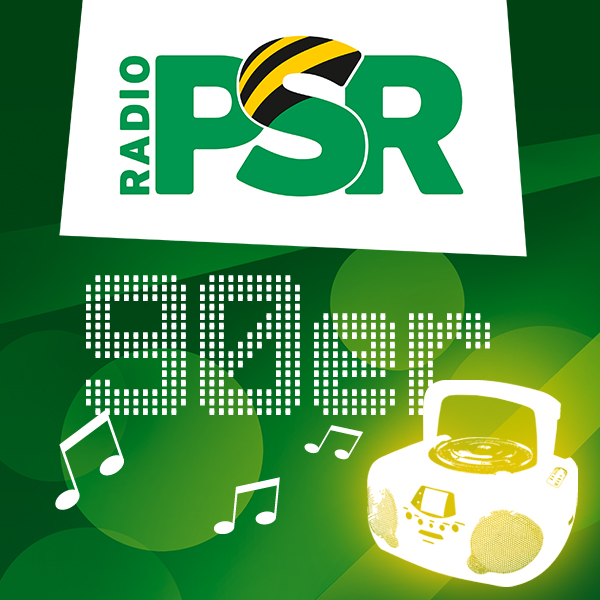 RADIO PSR 90er Logo