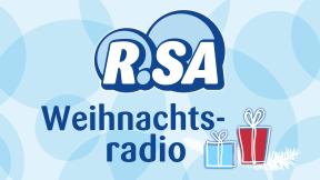 R.SA Weihnachtsradio Logo