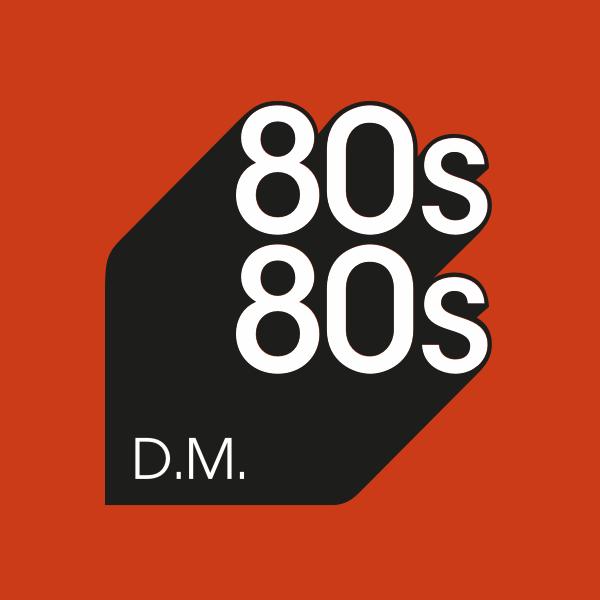 80s80s Depeche Mode Logo
