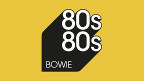 80s80s David Bowie Logo