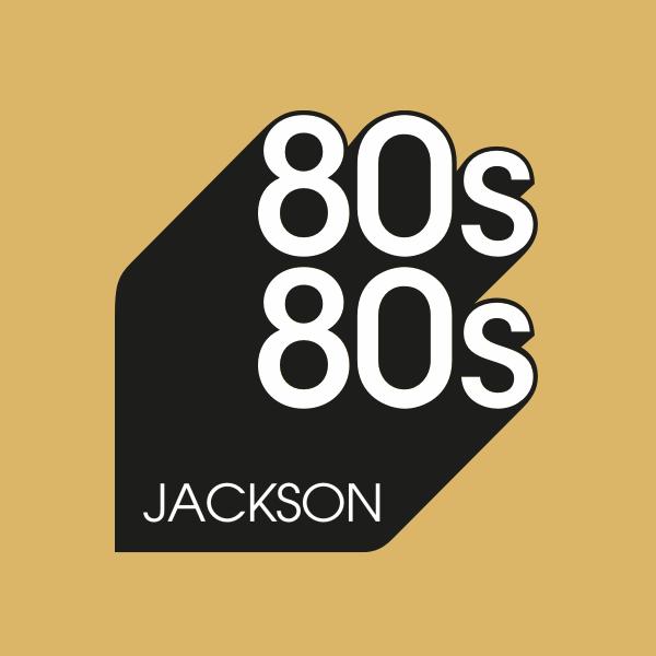 80s80s Michael Jackson Logo