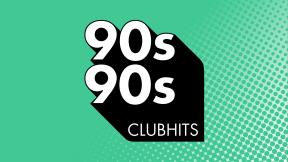 90s90s Clubhits Logo