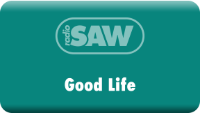 radio SAW-Good Life Logo