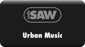 radio SAW-Urban Music Logo