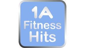 1A Fitness Hits Logo