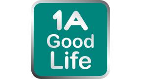 1A Good Life Logo