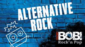RADIO BOB! - Alternative Rock Logo
