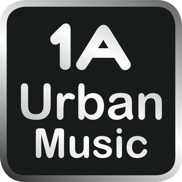 1A Urban Music Logo